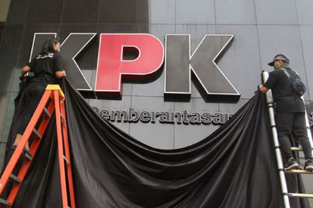 Pegawai KPK yang Tidak Lolos Tes Disarankan Bentuk Wadah Sendiri