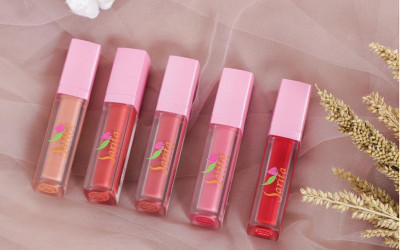 Bibir Natural dan Cerah dengan 2 Varian Lip Cream Sarita Beauty