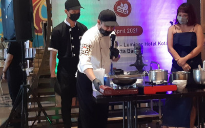 Luminor Hotel Ajak Buka Puasa Sambil Berdonasi saat Ramadan