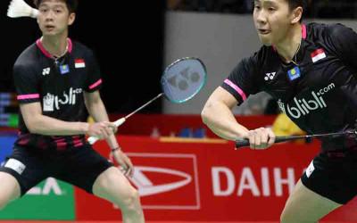 Turnamen Seri Asia Ditunda, PBSI Pertimbangkan Gelar Simulasi