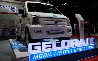 Minivan Gelora E Cuma Habiskan Rp 200 Per Kilometer