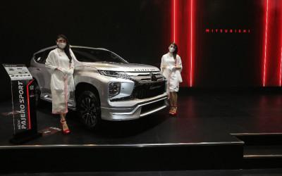Mitsubishi Gelar Promo, New Pajero Sport dan Xpander Murah