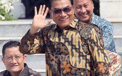 Perang 2 Jenderal: Moeldoko Ketum Demokrat, Sumpah SBY Maut