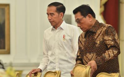 Reshuffle Kabinet: 3 Menteri Kena, Inisial M Out, Nih Bocorannya