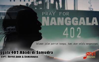Pengunjung Diajak Heningkan Cipta untuk 53 Prajurit Nanggala 402