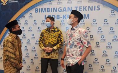 Dapat Dana LPDB-KUMKM, Koperasi Ponpes All Out Kembangkan Usaha