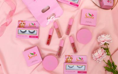 Makeup Simpel dan Minimalis dengan Produk Sarita Beauty, Coba Yuk