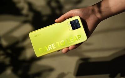 Ada Yang baru di Realme 8 Pro, Asli Kece Banget