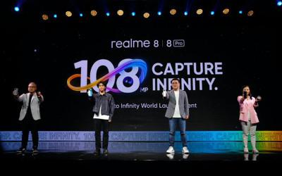 Realme 8 Pro Punya Baterai Jumbo, Spesifikasinya Wow