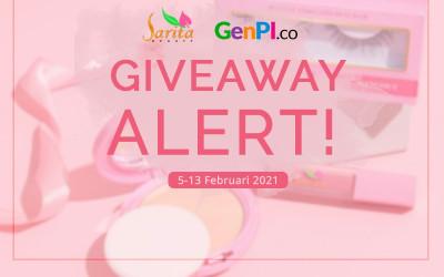 Giveaway Alert: Dapatkan Paket Produk Sarita Beauty, Gratis!