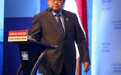 SBY Kena Karma, Makin Tua Tidak Bijak, Jadi Tertawaan