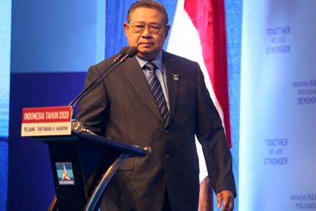 SBY: Saat Seperti Ini Paling Berat, Hidup Saya Tidak Pernah Sama