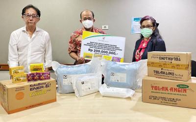 Sido Muncul Sumbang Rp 200 Juta untuk Penanganan Gempa Majene