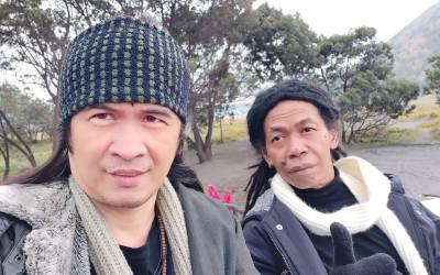Cak Sodiq Syuting di Bromo, Warga Berharap Pariwisata Bangkit