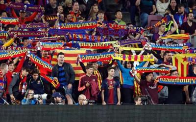Klasemen La Liga: Barcelona Kuat, Real Madrid Gawat