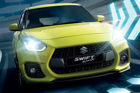 Suzuki Swift Sport Mengaspal, Intip Spesifikasinya