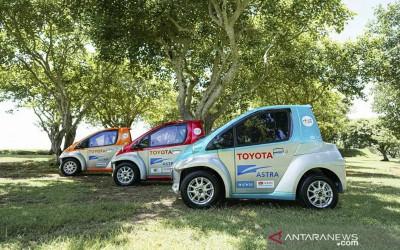 Wuih, Toyota Bakal Produksi Mobil Hibrida di Karawang