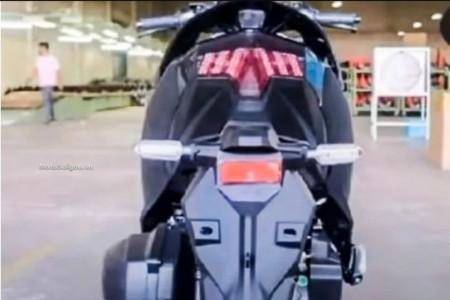 Tampilan Honda Vario 160 Bocor, Fiturnya Canggih