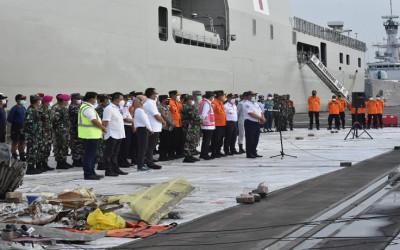 Tim SAR Hentikan Pecarian Korban Sriwijaya Air