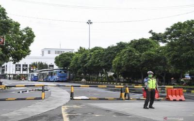 PPKM di Jakarta Tidak Efektif Tekan Penyebaran Corona