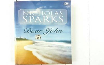 Novel Dear John, Saat Cinta Harus Terpisah Karena Jarak