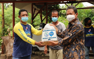 Menteri KKP Dorong Perputaran Ekonomi Lewat Budidaya Ikan