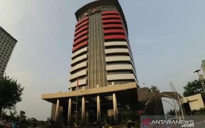 KPK Geledah Dua Kantor Penyalur Bansos di Jakarta