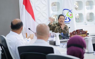 KKP Genjot Budidaya Perikanan di Maluku