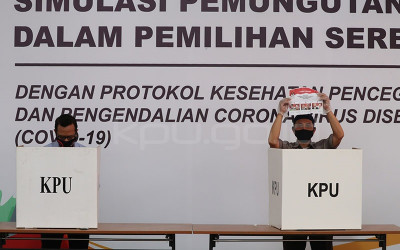 Peneliti LIPI: Pemilu Serentak 2024 Ternyata Tidak Realistis