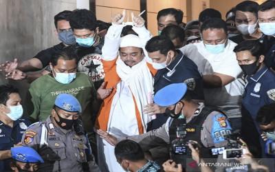 Kasus Chat Berlanjut, Habib Rizieq Makin Tiarap