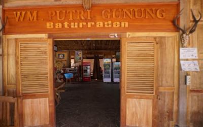 Restoran Putri Gunung, Langganan Ganjar Pranowo dan Puan Maharani