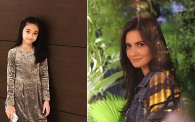 Putri Cut Tary yang Telah Remaja, Tak Kalah Pesona dari Mamanya