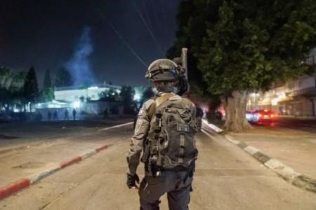 Israel Mencekam, Dua Kota Dilanda Kerusuhan! Netanyahu Langsung..
