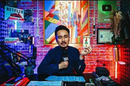 Denny Darko Mendadak Bicarakan KPK, Nama Fahri Hamzah Disebut