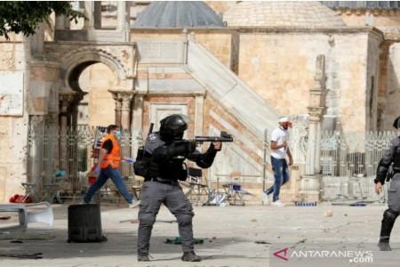 Pengamat Timteng Ungkap Motif Serangan Israel ke Palestina