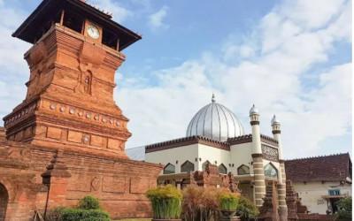 3 Masjid Berdesain Tak Biasa, Cocok untuk Berwisata Religi