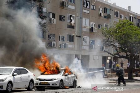 Pasukan Israel Siaga di Perbatasan, Hamas Bakal Disapu dari Darat
