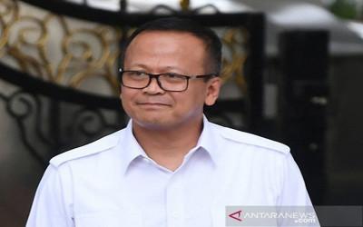 KPK Tangkap Menteri Edhy Prabowo dan Istri