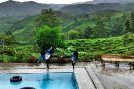 Bukit Kecapi di Tasikmalaya, Indah dan Bikin Betah Berlama-lama