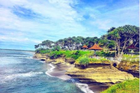 Pantai Batu Hiu yang Lestari, Pasti Rindu ingin Datang Kembali