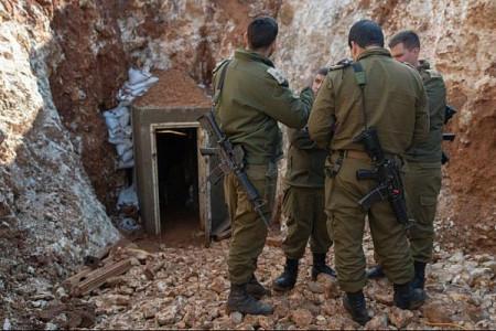 Ketahuan, Hizbullah Gali Terowongan Menuju Israel! Infiltrasi?