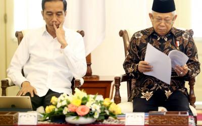 Untuk Ada Wapres Ma'ruf Amin, Kalau Tidak Jokowi Bakal….