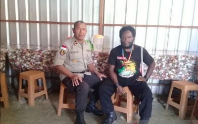 KKB Papua Todong Senjata, Nyali Kepala Suku Kimak Tak Ciut