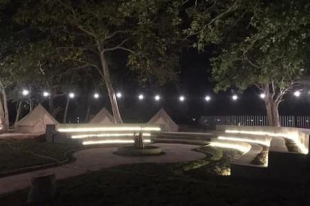 Mau Glamping di Lampung? Krakatoa Nirwana Resort Tempatnya