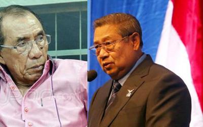 Max Sopacua Katai SBY Sebagai Preman! Prabowo ikut Disebut