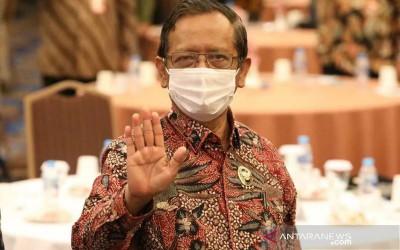 Mahfud MD Hilang Daya! Jika Ingin Maju di Pilpres 2024, Harus...