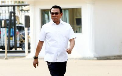 Jawab Tudingan SBY, Moeldoko Kirim Pesan Menggetarkan, Panas!