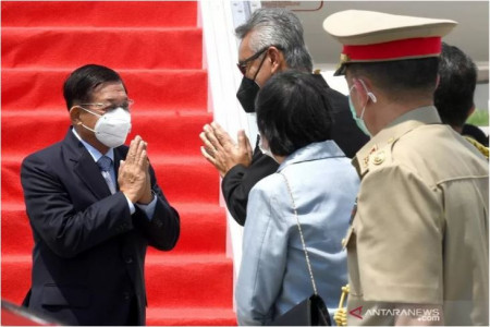 Utusan ASEAN Dilarang Masuk, Myanmar: Kami Sedang Hadapi Teroris