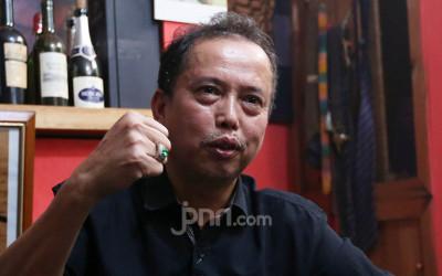 Suara Lantang Neta IPW, Penyidik KPK APK SR Harus Dibeginikan