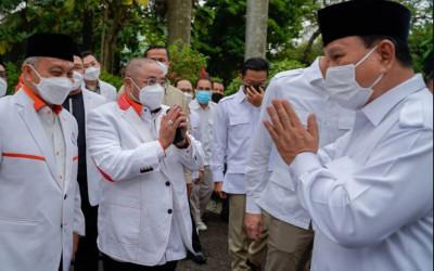Mendadak Prabowo Ditemui Elite PKS, Ada Hal Darurat yang Dibahas